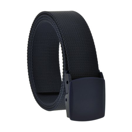 Belt Brand - Men's Blue Military Grade Tactical Comfort Belt