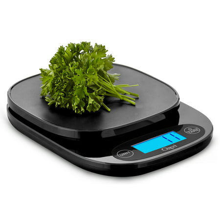 Ozeri ZK420 Garden and Kitchen Scale, with 0.5 g (0.01 oz) Precision Weighing Technology (Weighing Food)