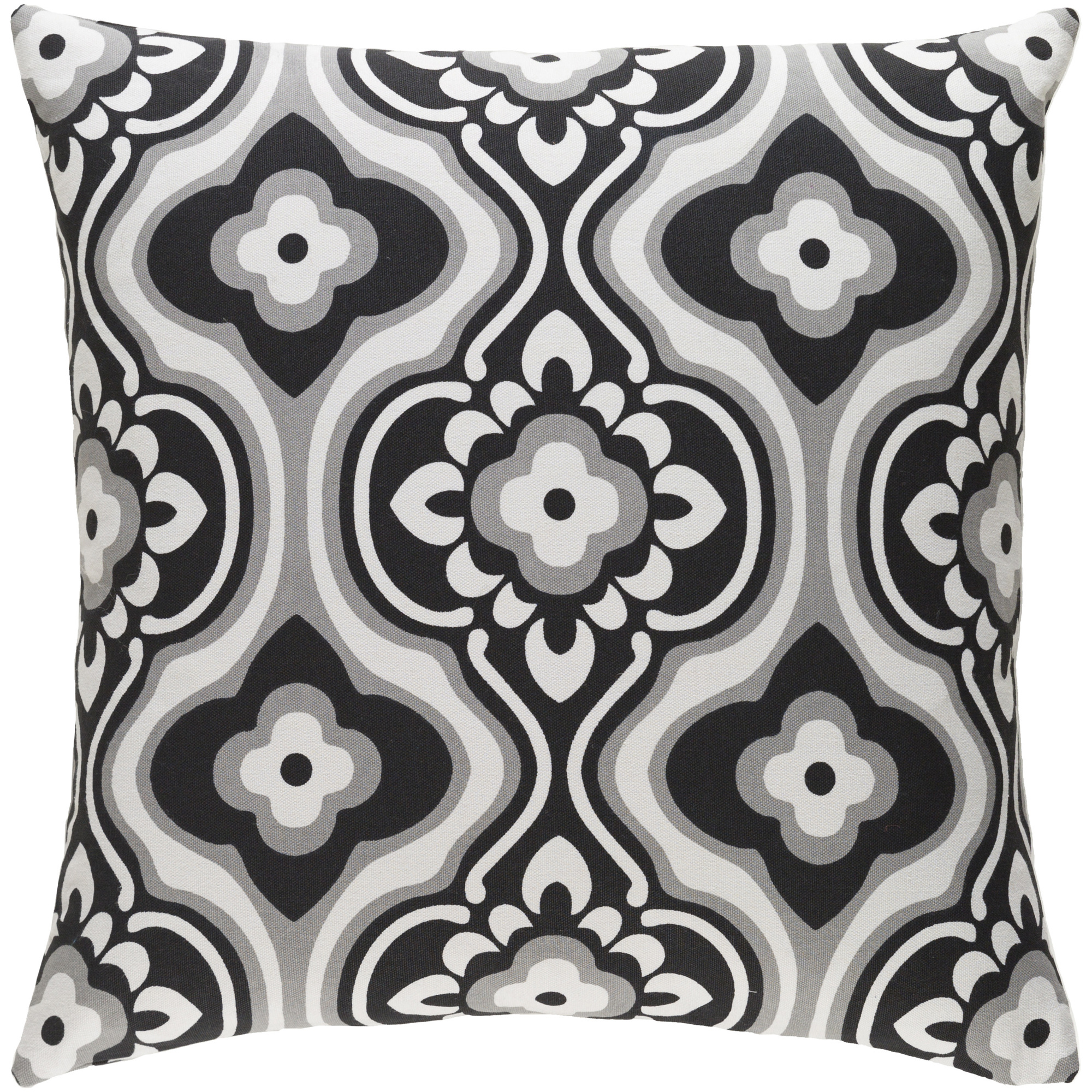 """Artistic Weavers Trudy Blossom 18"""" x 18"""" Pillow Cover"""