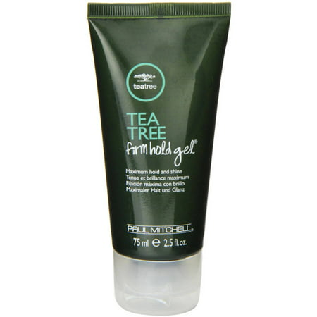 Paul Mitchell Tea Tree Firm Hold Gel, 2.5 -