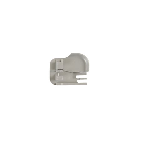 - 418493 Bosch Dishwasher Flip Tine Latch Upper Rack Left Platinum