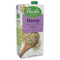 Pacific Hemp Beverage Original, 32 oz
