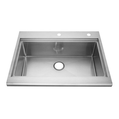 American Standard Appliance Stainless Steel Drop-In 33 x 25.50 ...