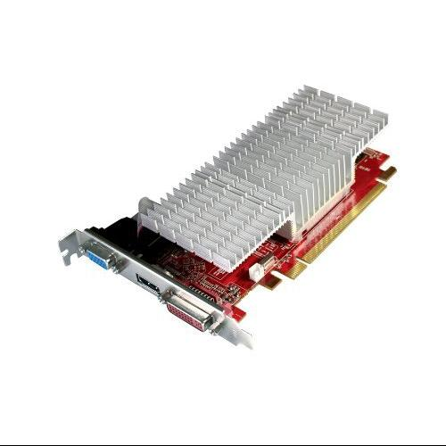Diamond Multimedia Radeon HD 5450 Graphic Card - 650 MHz Core - 1 GB GDDR3 SDRAM - PCI Express 2.1 x16 - 600 MHz Memory Clock - 2560 x 1600 - DirectX 11.0, OpenGL 3.2, DirectCompute 11 - HDMI - DVI -