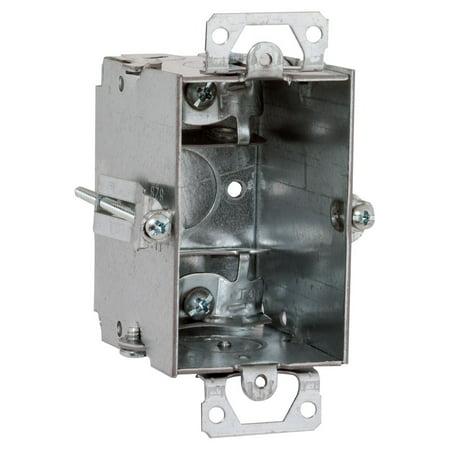 RACO 523 Electrical Box,Switch,3x2x2-1/2