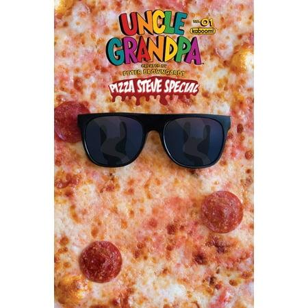 Uncle Grandpa: Pizza Steve Special - eBook