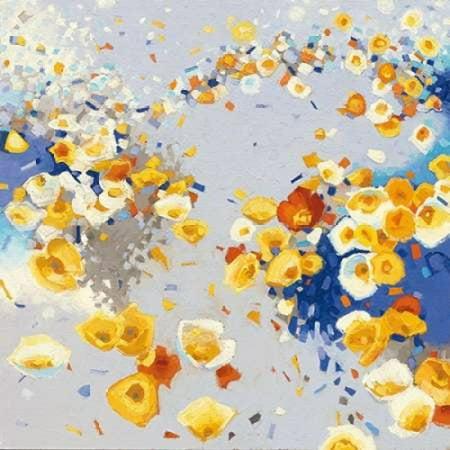 Posterazzi Millefiori Canvas Art - Shirley Novak (24 x 24)