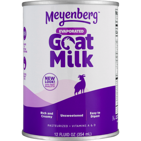 Goats Milk Shampoo - (3 Pack) Meyenberg Evaporated Vitamin D Goat Milk, 12 fl oz