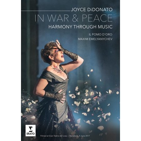 In War & Peace-harmony Through Music (DVD) - image 1 of 1