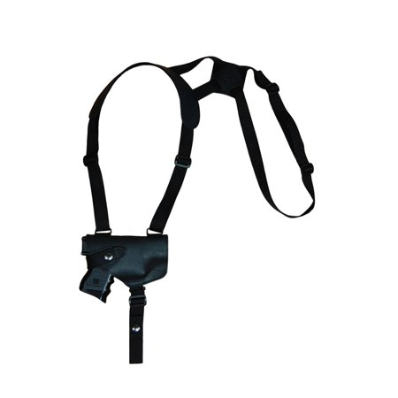 Barsony Right Black Shoulder Holster Size 15 Beretta Glock S&W Taurus Walther Compact 9 40