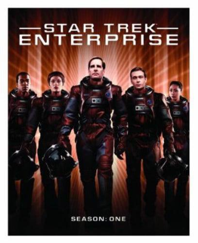 Star Trek: Enterprise - the Complete First Season (Blu-ray)