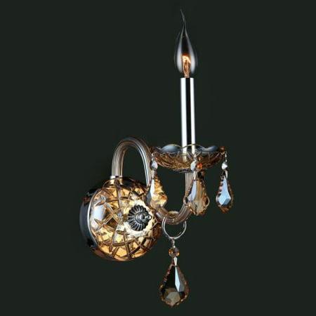 (Worldwide Lighting W23101C4-AM Provence 1-Light 4