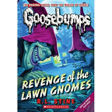 Revenge of the Lawn Gnomes (Classic Goosebumps