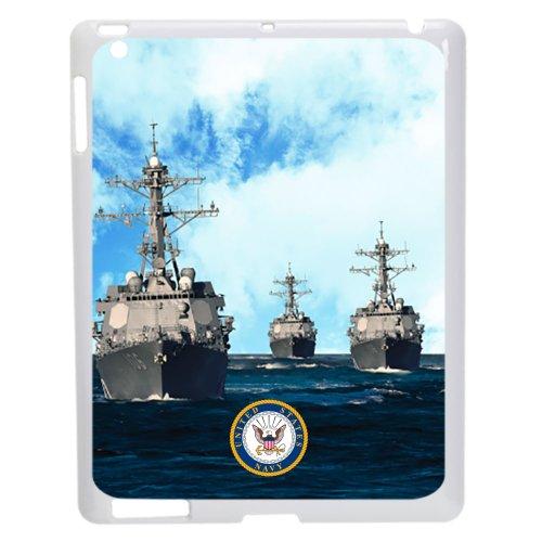 US Navy Case for iPad 2/3 - White