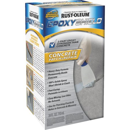 RustOleum EPOXYSHIELD Concrete Patch & Repair