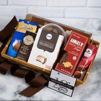 Gourmet Gift Basket of International Sweets