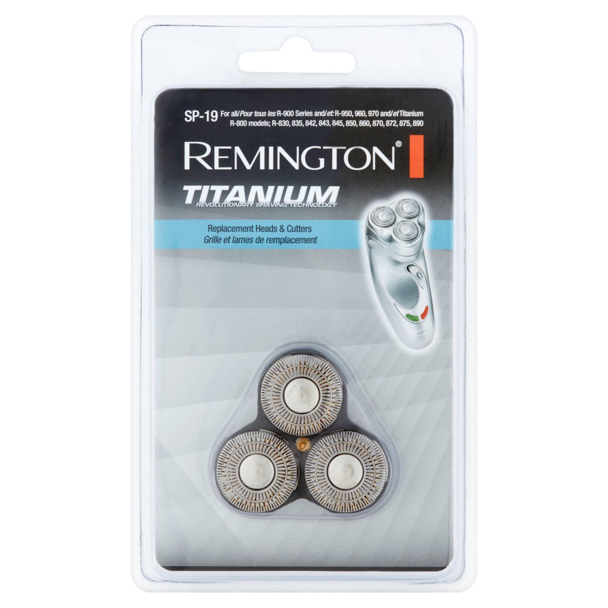 Titanium Microflex Heads & Cutters