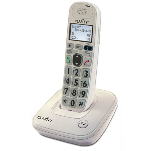 Clarity D702 Amplified Cordless Big Button Phone
