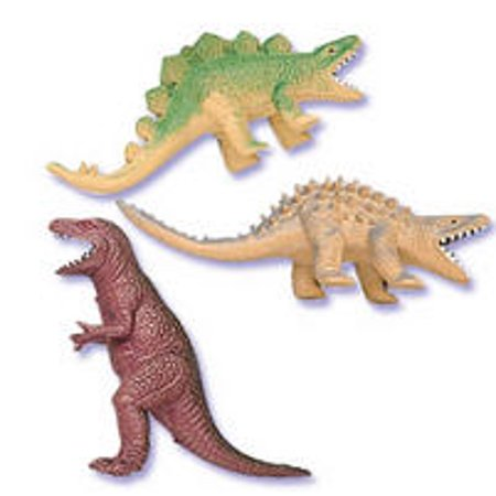 3pc Assorted Dinosaur  Cake Cupcake Food Decoration Topper (2.75-3.5 - Whole Foods Halloween Cupcakes