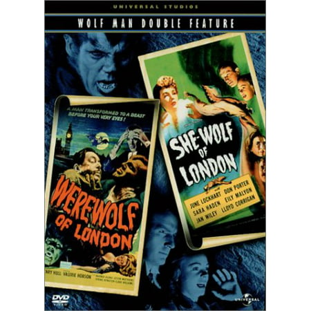 Werewolf of London / She-Wolf of London - Halloween Werewolf Of London