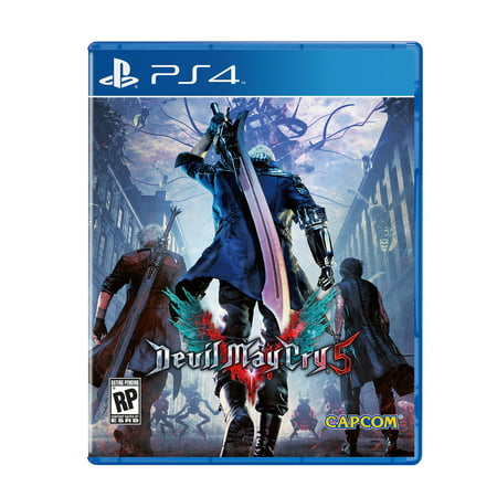 Devil May Cry 5, Capcom, PlayStation 4,