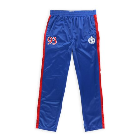 Ecko Unltd. Mens Crown Lion Athletic Track Pants