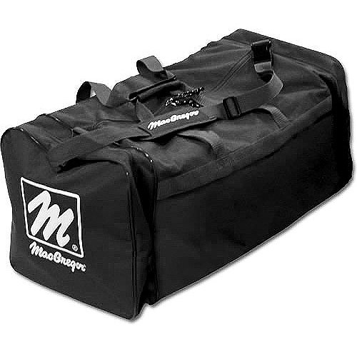 MacGregor® Mid-Size Team Duffle Bag-Color:Black