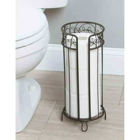 Toilet Paper Roll Holder (InterDesign Twigz Toilet Paper Roll Holder )