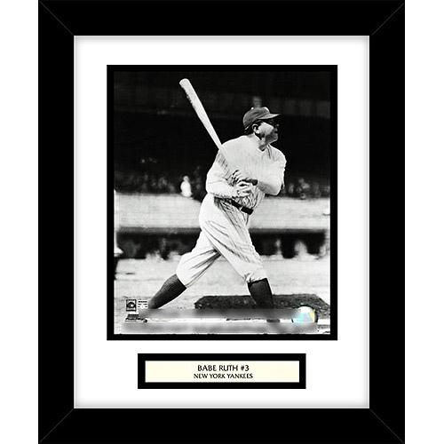 Babe Ruth Framed Art