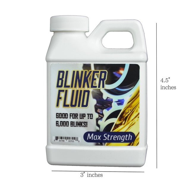 Blinker Fluid-HAND HELD VERSION
