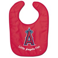 Los Angeles Angels WinCraft Infant Lil Fan All Pro Baby Bib - No Size