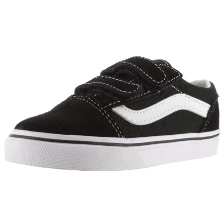 Vans Toddlers Old Skool V Skate Shoe