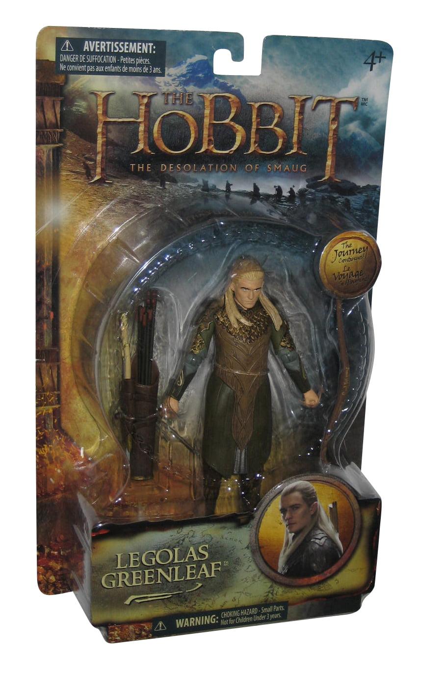 "2013 The Bridge Direct Hobbit Legolas 6/"" Figure Desolation of Smaug"