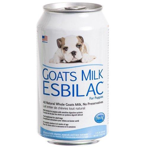 PetAg Goats Milk Esbilac for Puppies - Liquid 11 Ounce