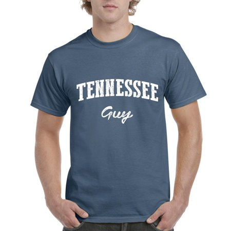 sports shoes 477a0 6441d J_H_I - J_H_I TN Guy Tennessee Flag Nashville Map Tigers ...