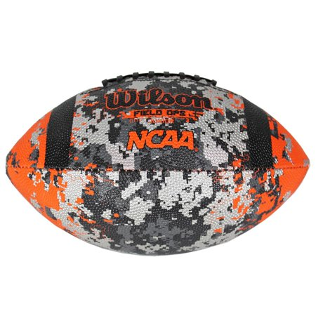 Wilson NCAA Field Ops Salute to Service Junior Size American Football | WTF1433