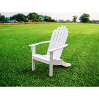 Deals on Mainstays Wood Adirondack Chair