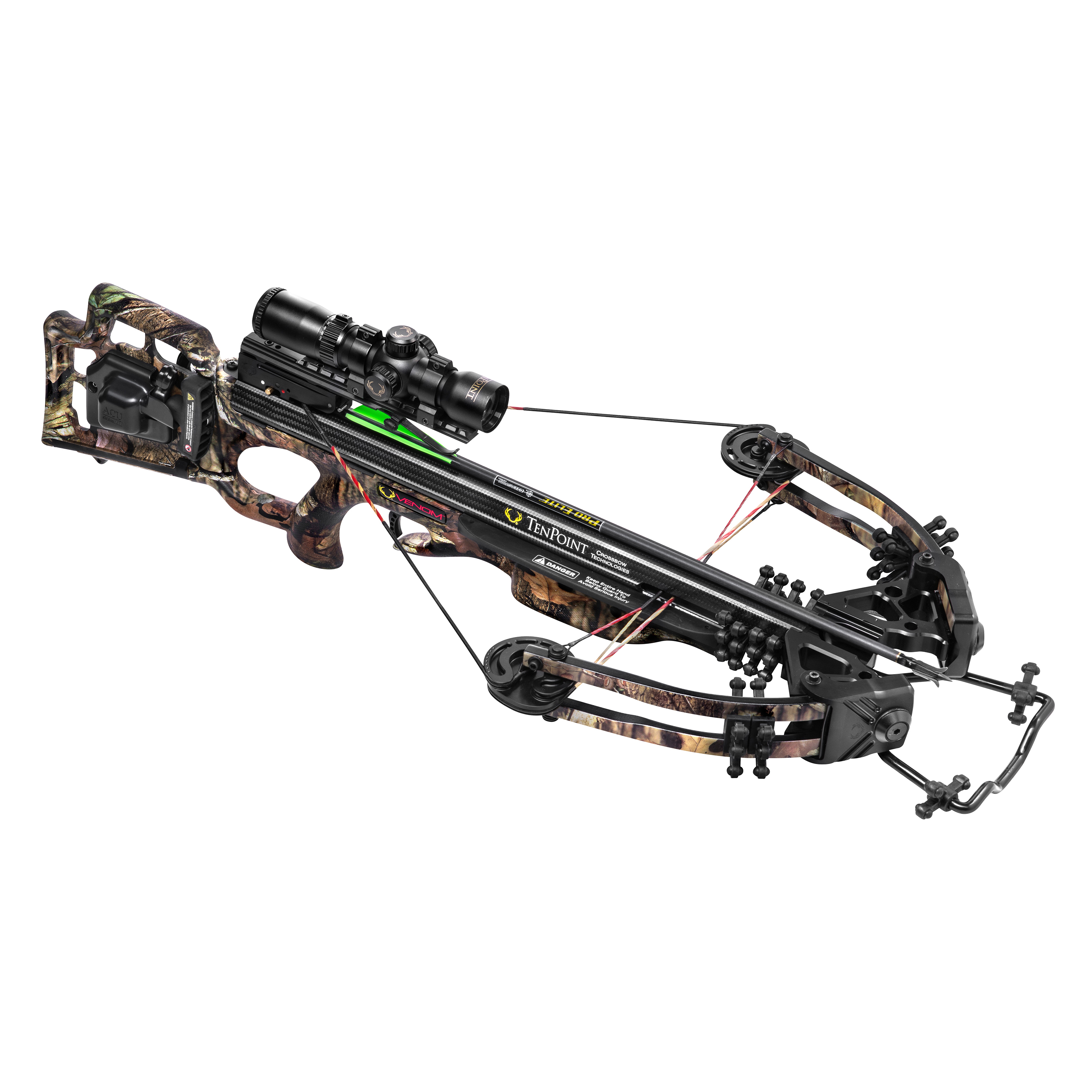 TenPoint Crossbow Technologies Venom w/Package, Mossy Oak Infinity Camo CB14007-6812