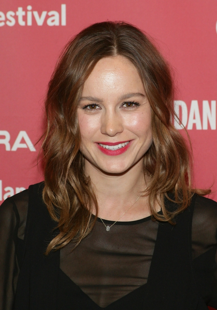 Brie Larson At Arrivals For Digging For Fire Premiere At The 2015 Sundance Film Festival... by Supplier Generic