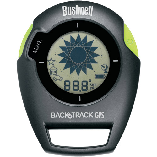 Bushnell 360401 Backtrack G2, Black/Green