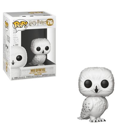 Funko POP! Harry Potter: S5 - - Harry Potter Owl Hedwig