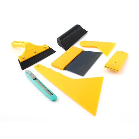 Car Window Tint Tools Kit for Auto, Film Tinting Scraper
