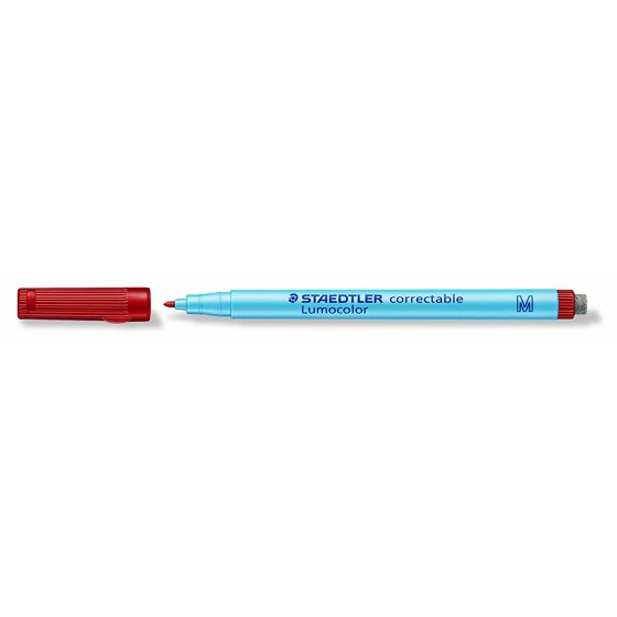 Lumocolor correctable Pens, 305MWP4 By Staedtler Ship from US - Walmart.com