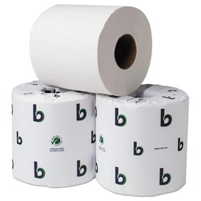Boardwalk 55GREEN 2-Ply Bathroom Tissue - Green