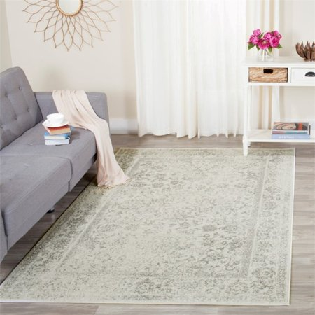 Safavieh Adirondack 11' X 15' Power Loomed Rug in Ivory and Silver - image 1 of 3