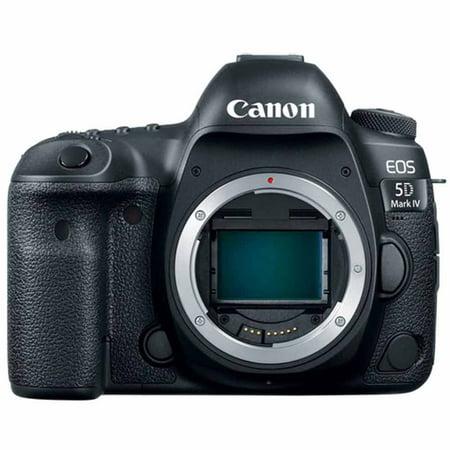 Canon EOS 5D Mark IV Full Frame Digital SLR Camera Body 5d Digital Slr Camera Body