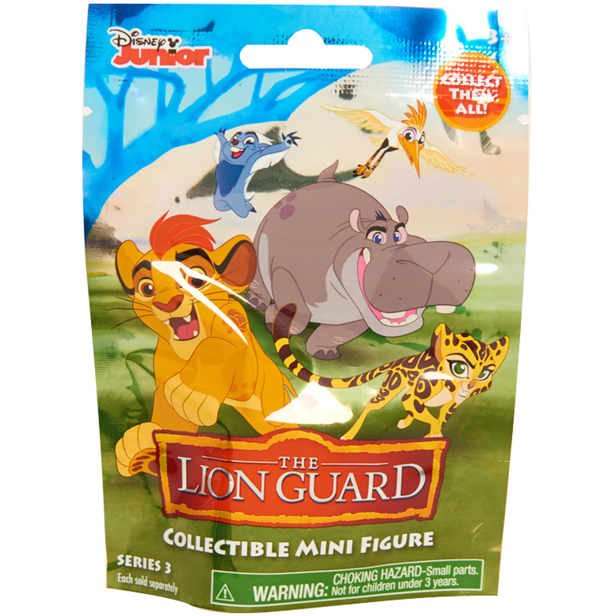 Disney Lion Guard Blind Pack
