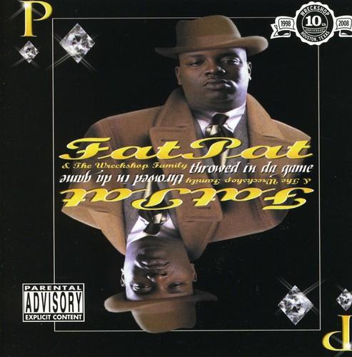 Throwed in Da Game (CD) (explicit)