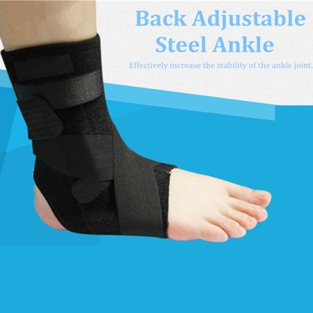Ankle Sprain Brace Foot Support Bandage Orthosis Tendon Strap Guard Protector - image 3 of 9