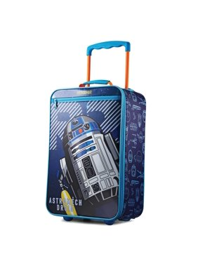 "Product Image American Tourister Star Wars 18"" Kids Softside Luggage"